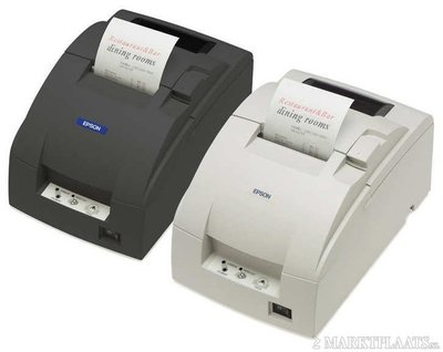Epson TM-U220B - POS Matrix Keuken Bon Printer