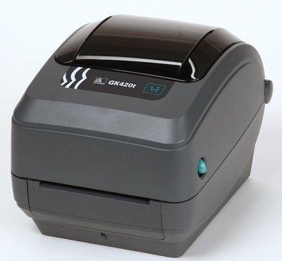 Zebra GK420t Barcode Label Printer