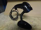 HP QD2100 USB 1D Barcode Scanner + Standaard_