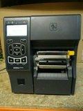 Zebra ZT410 Thermische Label Printer LAN + USB + Peel Functie 203Dpi_