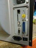 TSC TTP-2410MT  Barcode Label Printer Met PEEL - USB + Netwerk 203Dpi _