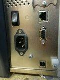 Zebra ZT230 Thermische Direct Label Printer USB + Netwerk  203Dpi_