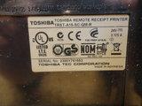 Toshiba TRST-A15-SC-QM-R USB Thermische Bon Printer_