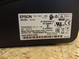 EPSON TM-T88V POS BON PRINTER - M244A - ZWART - NIEUW_