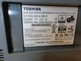 TOSHIBA TEC B-FV4D Thermische  Verzend Label Printer_