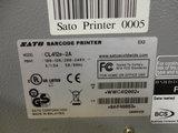 SATO CL412E Thermal Label Netwerk Printer CL412_