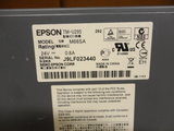Epson TM-U295 Matrix Slip Bon Printer - M66SA Zwart - Serieel_