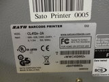 SATO CL412E Thermal Label Printer CL412_