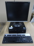 "Kassa Systeem * HP RP5700 PC + 19"" Viewsonic Monitor _"