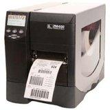 Zebra ZM400 * Thermisch Transfer Label Printer 203DPI - USB + RJ-45 + PEEL_