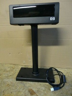 HP LD220 POS Customer Display USB