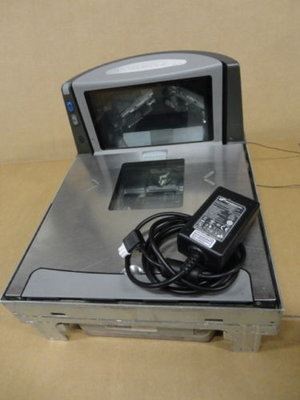 PSC Datalogic Magellan 8400 Scanner with Mettler Toledo Scale 15kg