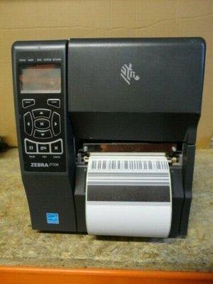 Zebra ZT230 Thermisch Transfer Label Printer USB & Netwerk - 203Dpi