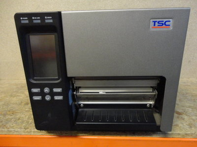 TSC TTP-368MT  Barcode Label Printer USB + Netwerk 300Dpi
