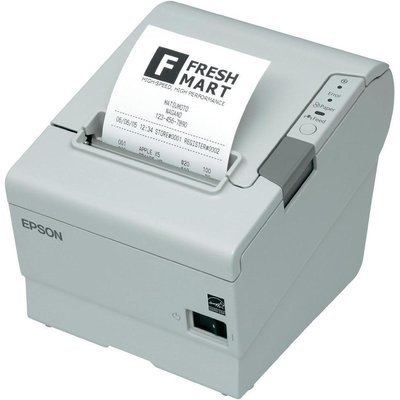 EPSON TM-T88V WIFI POS BON PRINTER - M244A - WIT