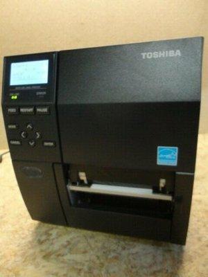 TOSHIBA TEC B-Ex4T1 Barcode / Label Printer 203DPI LAN USB