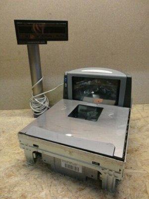 PSC Datalogic Magellan 8400 Scanner met Bizerba weegschaal & Dispplay