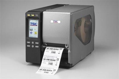 TSC TTP-2410MT  NEW Barcode Label Printer USB + Netwerk 203Dpi