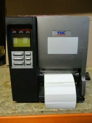TSC TTP-2410M PRO  Barcode Label Printer USB + Netwerk 203Dpi