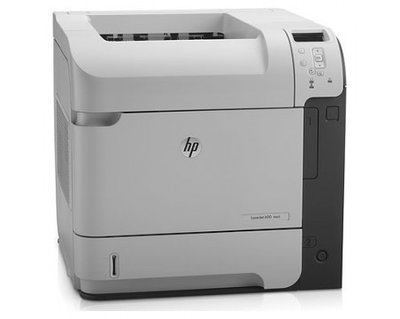 HP Laserjet Enterprise 600 - A4  Netwerk Laserprinter