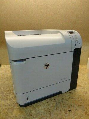 HP Laserjet Enterprise 600 * M601- A4  Netwerk Laserprinter CE989A