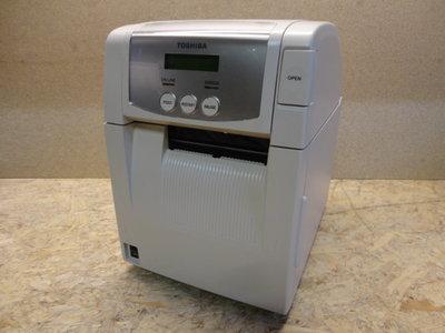 TOSHIBA TEC B-SA4TP Thermische Barcode / Label Printer 203Dpi