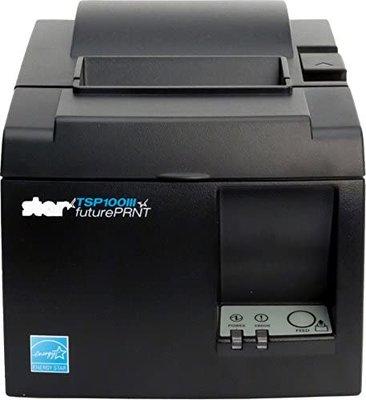 STAR TSP100III Kassa Bon Printer - USB & Netwerk TSP143IIILAN