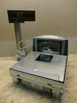 PSC Datalogic Magellan 8400 Scanner met Bizerba weegschaal & Display