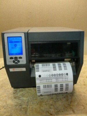 Datamax H-6210 Thermal Transfer Barcode Label Printer - USB / NETWORK 200DPI