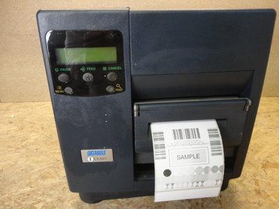 Datamax I Class - 4208 Cutter Thermal Transfer Label Printer - Netwerk 200DPI