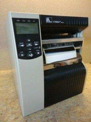 Zebra 170Xi 4 - 300dpi Thermische Label Printer CUTTER USB + Netwerk