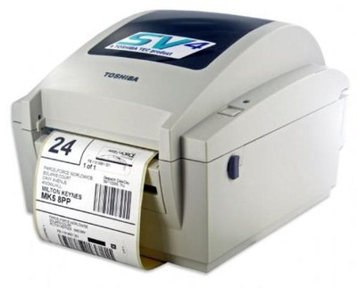TOSHIBA TEC B-SV4D Barcode Label Printer