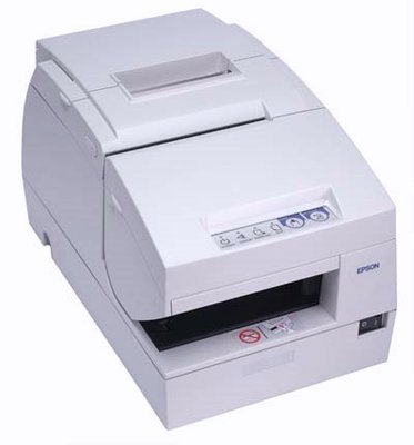 EPSON TM-H6000 POS 2 Station Thermische Bon Printer M147A
