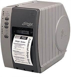 Zebra S600 Thermal Transfer Barcode Label Printer