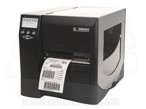 Zebra ZM600 * Thermische  Label Printer 203Dpi
