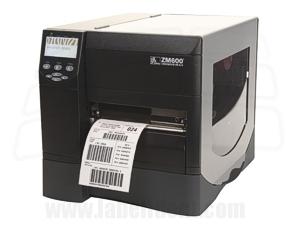 Zebra ZM600 * Thermische  Label Printer 203Dpi USB & Netwerk