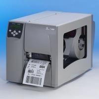 Zebra S4M * Thermisch Transfer Label Printer 300DPI + Netwerk