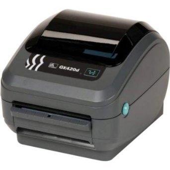 ZEBRA GK420D verzend Label Printer Netwerk / Peel Off