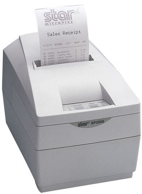 STAR SP2000 Matrix Printer Parallel