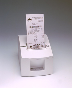 STAR TSP600 Ticket Bon Printer - NIEUW