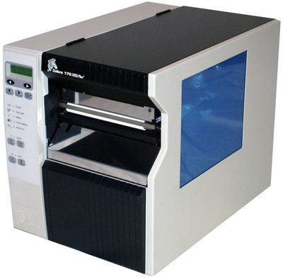 Zebra 170Xi III Plus - Thermische Barcode Label Printer USB