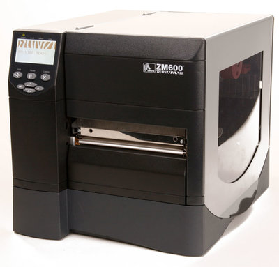 Zebra ZM600 * Thermische  Label Printer 300DPI