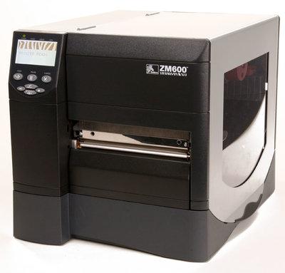 Zebra ZM600 * Thermische  Label Printer 300DPI USB & Netwerk