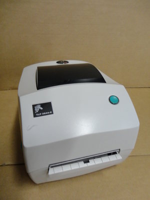 Zebra TLP3844-Z  Label printer Netwerk USB - 300Dpi + Peel Functie