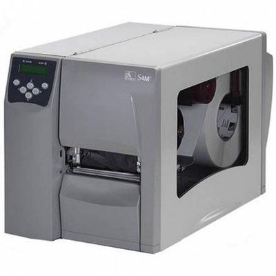 Zebra S4M Thermal Transfer Label Printer USB + Netwerk 203dpi