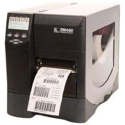 Zebra ZM400 * Thermisch Transfer Label Printer 203DPI - USB + RJ-45