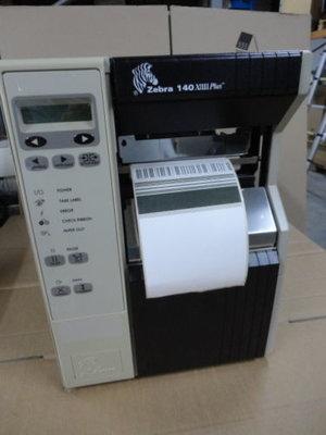Zebra 140Xi III Plus Thermisch Transfer Label Printer RJ45