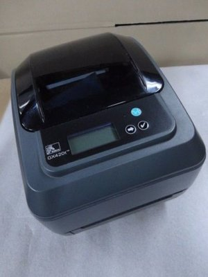 Zebra GX420T Thermal Transfer WIFI Label Printer USB