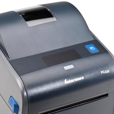 INTERMEC EASYCODER PC43D  *  Label Printer