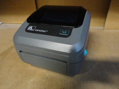 Zebra GK420d Barcode Label Printer USB